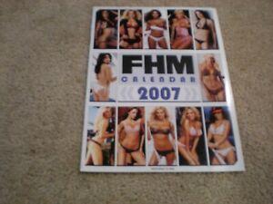 For Him Magazine- Calendar 2007