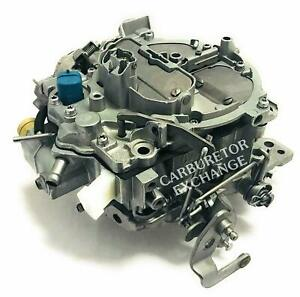 1981~1990 Chevrolet Remanufactured Rochester Quadrajet Carburetor 305~350 Engine