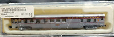 N Scale: CON-COR PENNSYLVANIA SENATOR OBSERVATION CAR. SILVER. MINT * RARE *