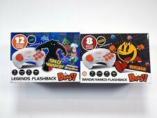 Lot 2 Games Legends Flashback Blast Bandai Namco Pacman Space Invaders NEW