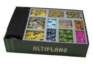 Folded Space Board Game Accessory Insert for Altiplano New