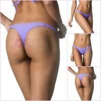 Coqueta Bikini Bottom New s Sexy Brazilian Women Swimsuit Swimwear Thong Teeny