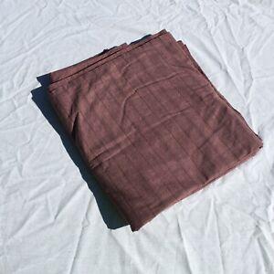 Purple Geometric Queen Flat Sheet Calvin Klein Home 100% Cotton