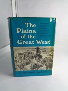 The Plains Of The Great West by Col. Richard Irving Dodge. 1959  Archer house
