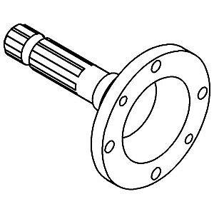 509695M2 540 PTO Output Shaft Fits Massey Ferguson 1100 1105 1130 1135 1150