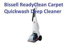New Bissell Carpet Quickwash Deep Cleaner 2x trial Cleaning Formula 54K2F