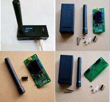 Antenna + Al Case + OLED+ MMDVM hotspot Support P25 DMR YSF for raspberry pi