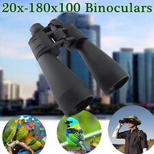 Day Night Vision 180 x 100 Zoom HD Binoculars Outdoor Travel Hunt Telescope+Case