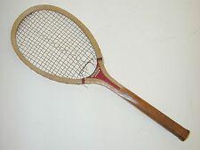 "Spalding ""Junior"" Vintage Tennis Racquet - Scarce - c1935 - Very Nice"