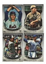 2016 Topps Series 1 MLB Debut Silver Set of 40