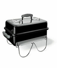 Weber Go-Anywhere Portable BBQ - Charcoal Black