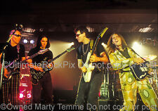 STEVE VAI PHOTO JOHN PETRUCCI PAUL GILBERT JOE SATRIANI 1998 by Marty Temme 1A