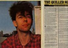 Echo and The Bunnymen UK Interview 1983 ABC