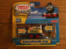 Storybook Car from the Thomas & Friends Take-n-Play series of Trains