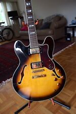 Epiphone Sheraton II  SB Semi-Hollow body guitar made in Korea by Gibson