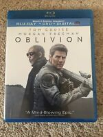 Oblivion BLU-RAY+ DVD + DIGITAL UV. Free Shipping!