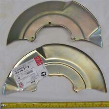 Brake Shield Back Plate Front Left JP Group 1164200470 VAG 7D0407343B 7D0407343A