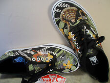 VANS Authentic Disney The Jungle Book Black Shoes Men's Size 4 New In Box