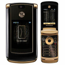 Motorola RAZR2 V8 Unlocked 2GB/512MB GSM Flip Mobile Luxury Edition Phone XMAS