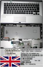 Teclado Qwerty UK SONY VAIO VPC-SB VPC-SD 9Z.N6BBF.00U 148949781