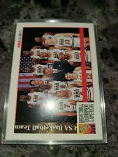 1992 NBA Hoops Gold USA Basketball Team Tournament of the Americas Jordan