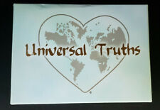 Universal Truths Oracle Cards Deck of 72 ~ Excellent Condition