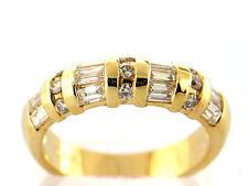 1.40 CT Lady's Diamond Wedding Band VS1/G 14K Yellow Gold