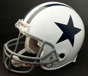 TONY ROMO Edition DALLAS COWBOYS Riddell REPLICA Football Helmet NFL
