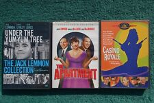 Buy1Get2Free Peter Sellers Casino Royale Jack Lemmon Yum Yum The Apartment 3 Dvd