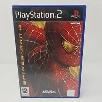 Spider-Man 2 PlayStation 2 PS2 Fast Free Postage