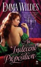 An Indecent Proposition (Signet Eclipse) Wildes, Emma Mass Market Paperback