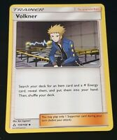 Volkner Pokemon Card - 135/156 Ultra Prism Trainer - Near Mint