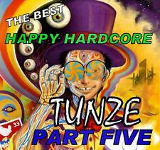 RAVE ACID HOUSE 2 DISC CD SET OLD SKOOL HAPPY HARDCORE CLASSIC'S PART 5
