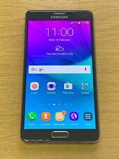 Samsung Galaxy Note 4 - 32GB - Black (Vodafone)