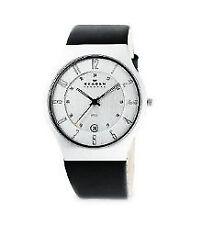 Skagen Armbanduhren mit Datumsanzeige und mattem Finish