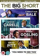 Big Short 5053083069728 With Brad Pitt DVD Region 2