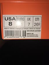 nike air Bruins back to the future Uk 7 Only Deadstock