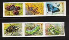 Australia MNH 2003 Bugs & Butterflies-Self Adhesive