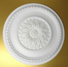 "Ceiling Rose Size 420MM (16 1/2"") - 'ETERNAL SPRING' Lightweight Polystyrene"