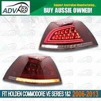 for Holden Commodore VE Sedan SV6 SS-V Series 1&2 Red Lens LED Tail Light
