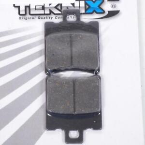 Plaquette de frein Teknix pour Scooter Yamaha 50 Neos 4T 2009 /à 2018 Neuf