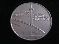 """Mds Alemania Medalla 1965"""" München Int.Exposición """", Plata #"""