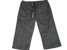 D&G New Boys Baby HERRINGBONE PRINT DRESS DRAWSTRING PANTS Sz 6/9 RTL $200 P865