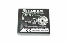 NP-70 NP70 Battery For FUJIFILM FUJI Finepix F20 F40fd F45fd F47fd DH6009