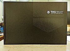 TAG HEUER THE CATALOGUE  2009 - 2010 ( NEW, NEVER OPENED OR USED )