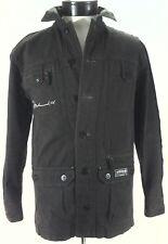 ADIDAS Jacket Sig. Series Military Utility Muhammad Ali Brown/Black Mens XS RARE