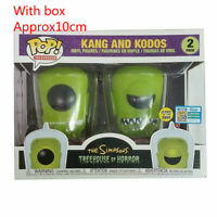 Funko POP The Simpsons Treehouse of Horror Kang and Kodos Glow Figure Gift Toy