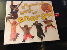 """Mr. Singer & The Sharp Cookies """"Bouncing Ball of Energy"""" cd SEALED"""