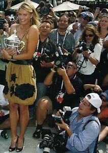 MARIA SHARAPOVA - TENNIS 10x8 PHOTO (2)