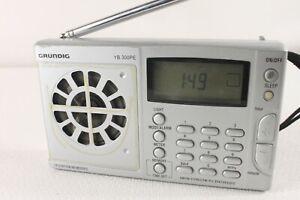 GRUNDIG, YB 300PE, FM,MW,SW1-2 radio. (ref D 789)